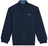 Thumbnail for your product : Trotters Oscar Half-Zip Sweater (2-5 Years)