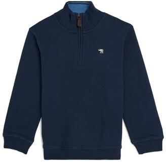Trotters Oscar Half-Zip Sweater (2-5 Years)
