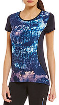 Nanette Lepore Play Active Printed Active Tee