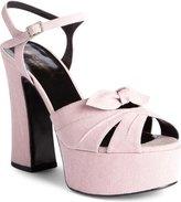 Saint Laurent Candy Platform Sandal (Women)