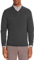 The Men's Store at Bloomingdale's Merino Wool V-Neck Sweater