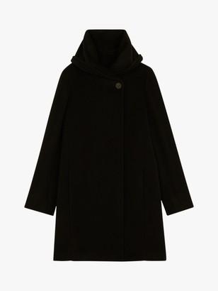 Gerard Darel Mia Wool Coat, Black