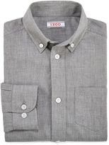 Izod Long-Sleeve Peached Twill Shirt - Boys 8-20