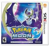 Nintendo Pokémon Moon 3DS)