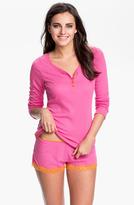 Honeydew Intimates Contrast Trim Pajamas