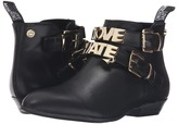 Love Moschino Double Strap Ankle Boot Women's Boots