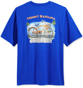 Tommy Bahama Men's Enzyme-Washed Graphic Print T-Shirt