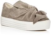Kenneth Cole Aaron Knot Platform Slip-On Sneakers