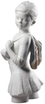 Lladro My Dance Class Figurine