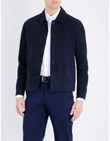 Richard James Tailored Suede Jacket
