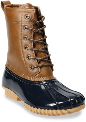 totes Ariel Women's Waterproof Winter Boots
