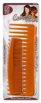 """Donna Smooth Finish 6"""" Fluff Comb and 5"""" Pocket Comb"""