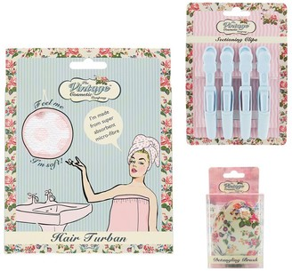 The Vintage Cosmetic Company Vintage Cosmetic Co. Tame Your Tangles Set w/Detangling Brush