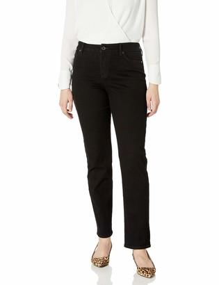 Bandolino Women's Thea Hi Rise 5 Pocket Jean