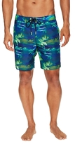 Sundek Abstract Print Board Shorts