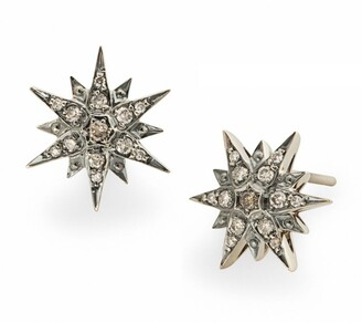 H.Stern Noble Gold and Diamond Stars Earrings