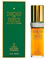 Elizabeth Taylor Diamonds & Emeralds by for Women 1.0 oz Eau de Toilette Spray by