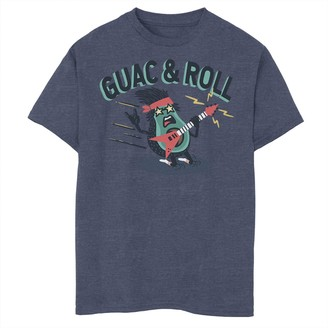 Fifth Sun Boys 8-20 Guac & Role Concert Graphic Tee