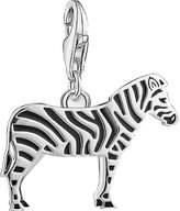 Thomas Sabo Charm club sterling silver zebra charm