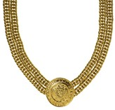 Chanel Gold Two Strand Necklace