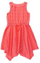 Crazy 8 Handkerchief Hem Stripe Dress