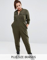 One One Three Utility Jumpsuit