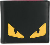 Fendi Bag Bugs leather wallet - men - Leather - One Size