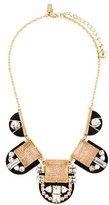 Kate Spade Crystal & Resin Collar Necklace