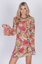 Raga Birds Of Paradise Tunic Dress