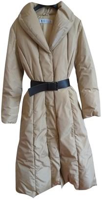 Marella Beige Coat for Women Vintage