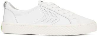 Cariuma CATIBA Low Off White Leather Sneaker
