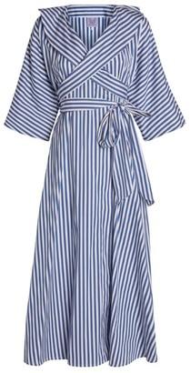 Thierry Colson Cotton Violetta Dress
