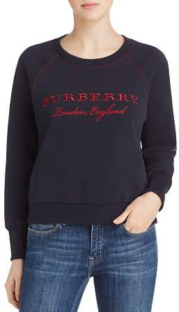 Burberry Torto Logo Sweatshirt
