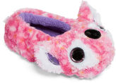 Asstd National Brand Girls Ballerina Kacey-Pink Koala Slippers