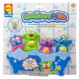Alex Rub A Dub Monsters In My Tub 5-pc. Toy Playset