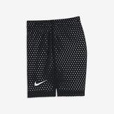 "Nike Dry Big Kids' (Girls') 7"" Mesh Training Shorts"