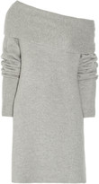 Donna Karan Oversized ribbed cashmere sweater