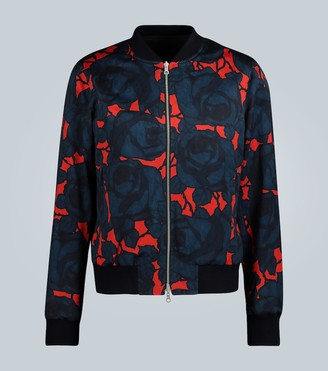 Dries Van Noten Floral printed jacket