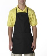 UltraClub® Two-Pocket Adjustable Apron