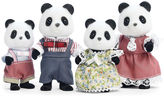 International Playthings Calico Critters Wilder Panda Bear Family