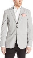 John Varvatos Men's Two Button Soft Jacket