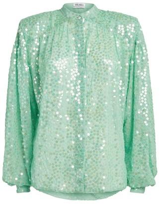 ATTICO The Sequin Shirt