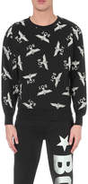 Boy London Eagle repeat sweatshirt