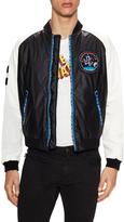 Love Moschino Colorblocked Bomber Jacket