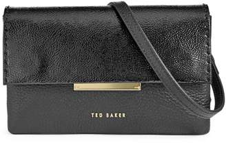 Ted Baker Patent Leather Crossbody Bag