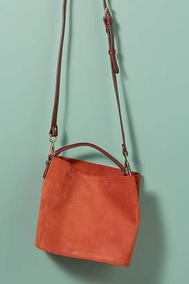 Janet Suede Bucket Bag