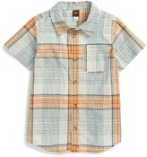 Tea Collection Toddler Boy's Anzac Woven Shirt
