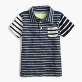 J.Crew Boys' mash-up polo shirt