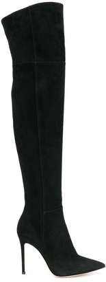Gianvito Rossi Bea above-knee boots