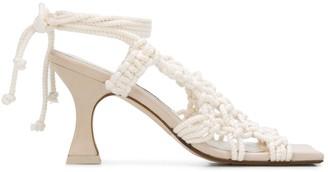 Miista Rope Strap 90mm Sandals